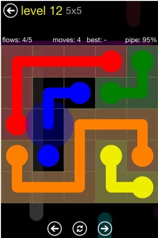 Flow Free_Android game