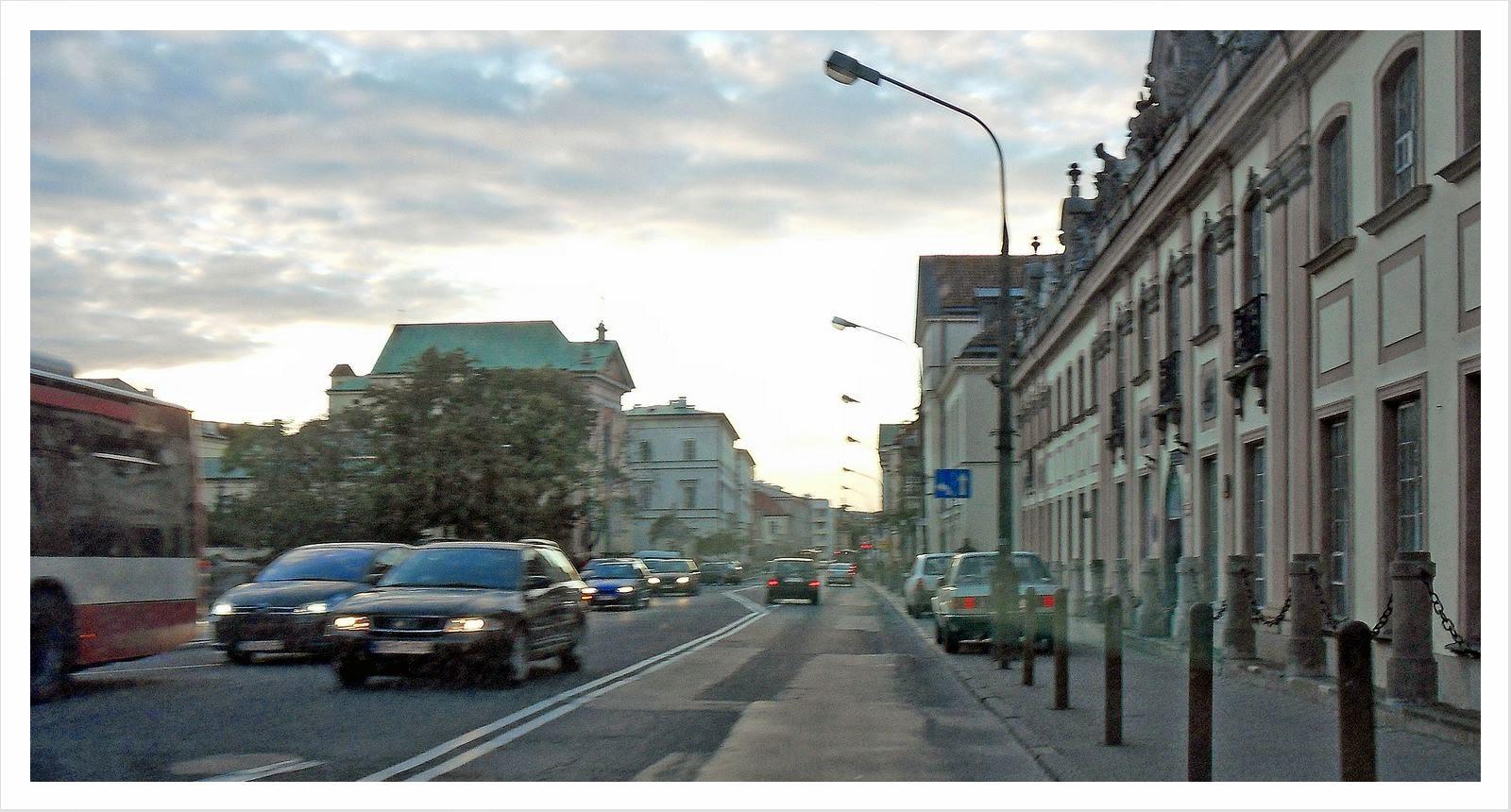 ulica Miodowa