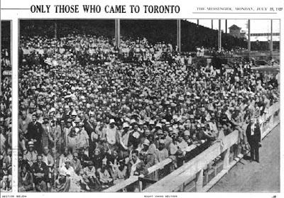 Из Вестника Свидетелей Иеговы 1927 года о конгрессе в Торонто_JW_3