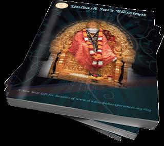 "Releasing E-book ""Unleash Sai's Blessings"""