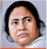 Trinamul Supremo Mamata Banerjee