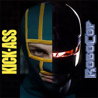 Kick-Ass 2 y Robocop- Montaje by de Fan a Fan