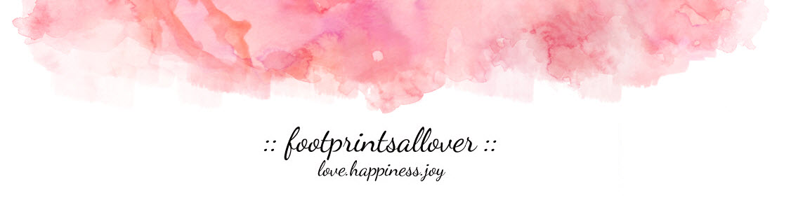 :: footprintsallover ::