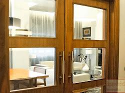 Piso de tres dormitorios en Plaza de María Pita, amueblado. 1.550€