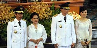 Jokowi Dan Ahok Pelantikan