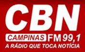 Rádio CBN FM de Campinas ao vivo