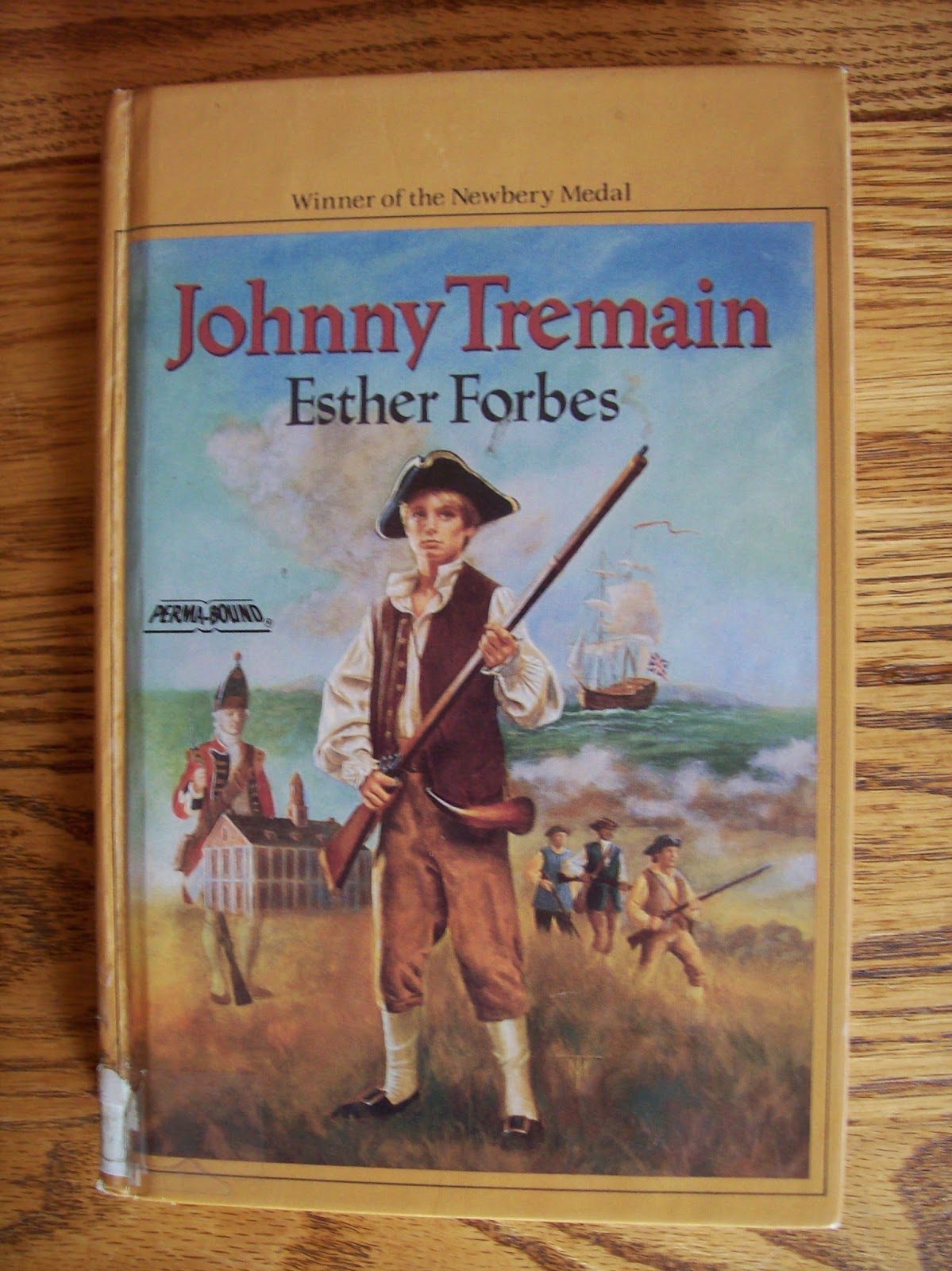 johnny tremain pride A description of tropes appearing in johnny tremain coming-of-age story set during the revolutionary war mr lapham pointedly makes johnny read the pride before a fall passage at breakfast in order to humiliate him, with puritanically good intentions been there, shaped history: among other things, johnny.