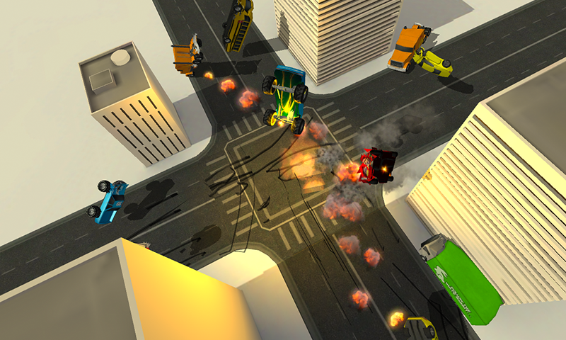 Traffic Buster Gameplay Android