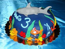 Bolo - Um tubarão para o Simão