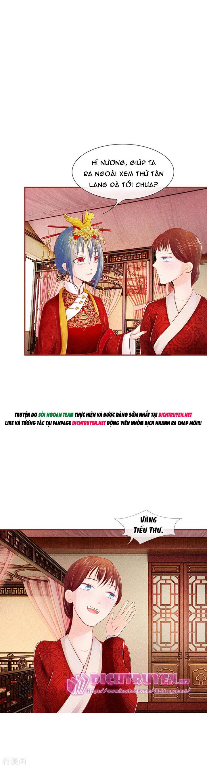 Y Phi Quyền Khuynh Thiên Hạ