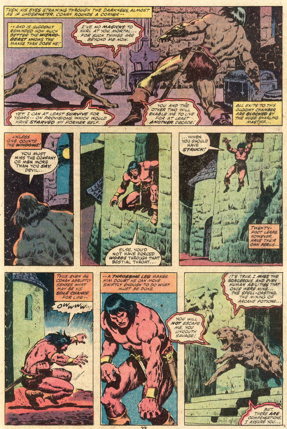 Conan the Barbarian (1970) Issue #114 #126 - English 15