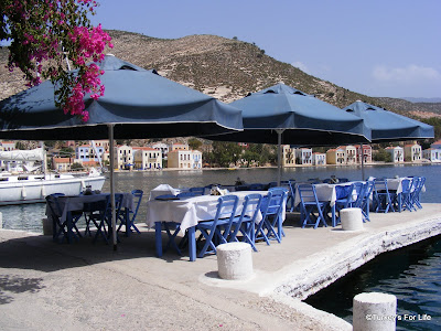 Greek Taverna in Meis