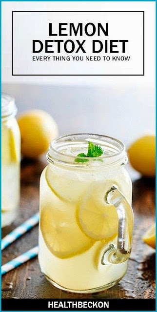 Lemon Detox Diet - Everything You Need To Know