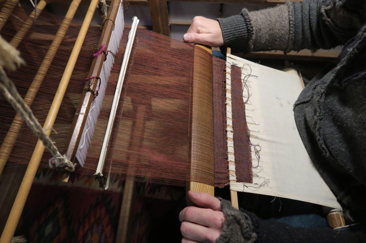 Japanese Textile Workshops Backstrap