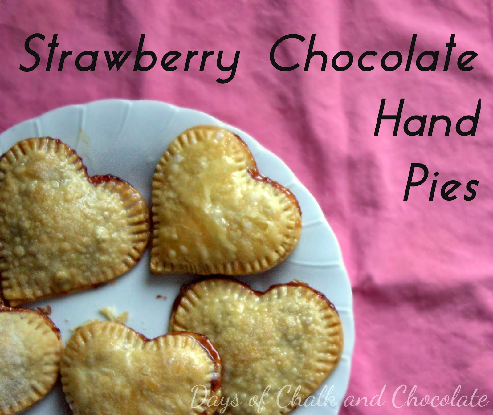 ... hand pies hand pie recipe two peas strawberry dark chocolate hand pies