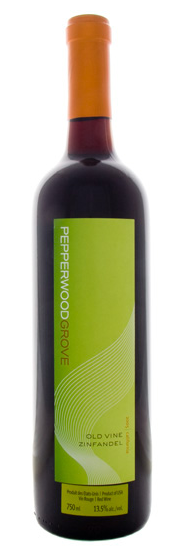 Wine Review 2009 Pepperwood Grove Old Vines Zinfandel A
