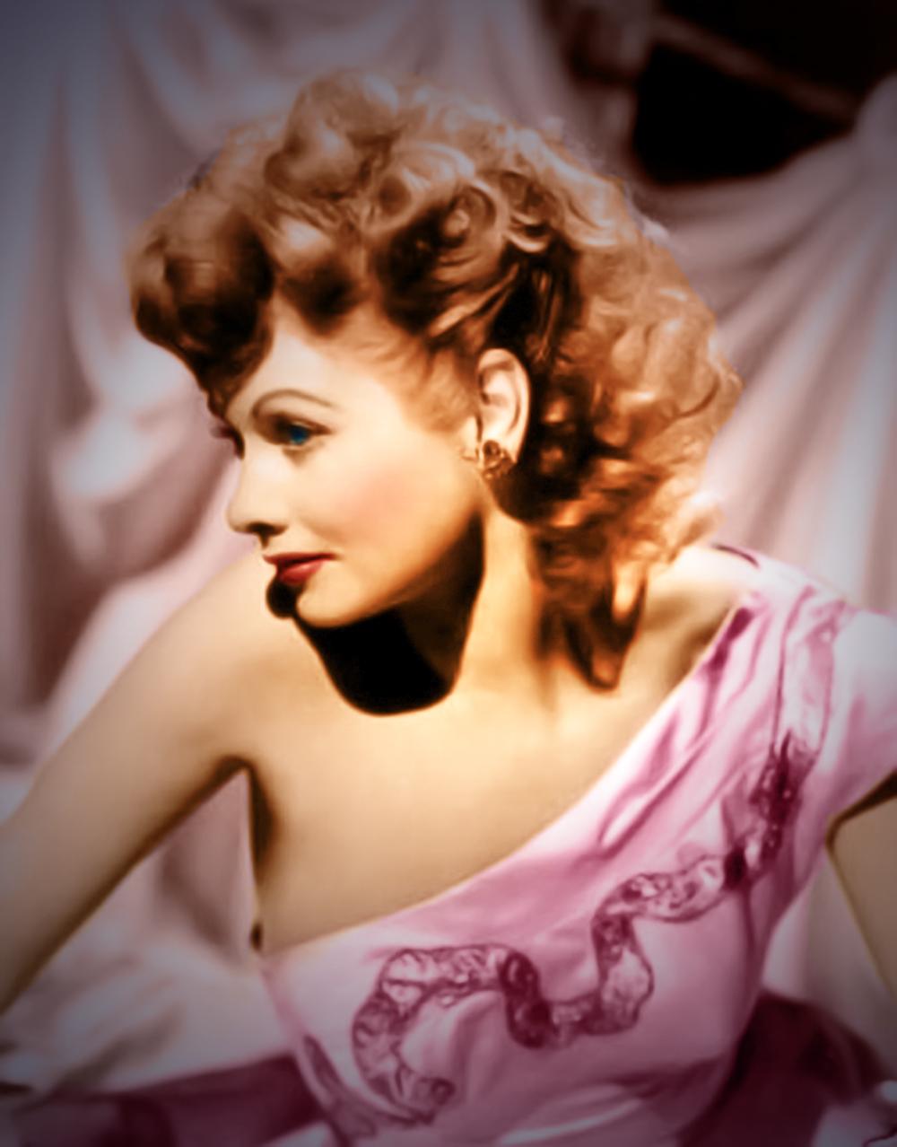 A Blog About Lucille Ball Sexy Dress
