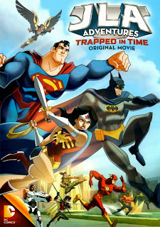 JLA Adventures: Trapped In Time (2014)