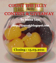 :: COUNT THE JELLY CONTEST & GIVEAWAY::