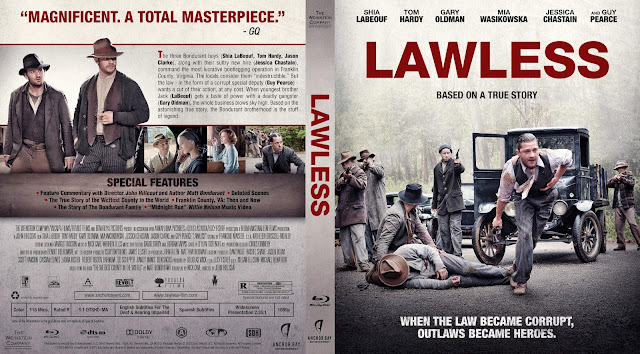 Capa Bluray Lawless