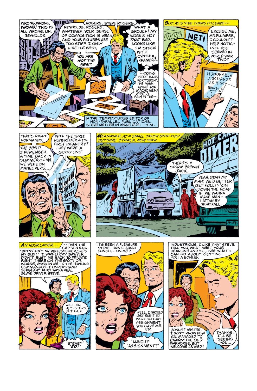Captain America (1968) Issue #244 #159 - English 11