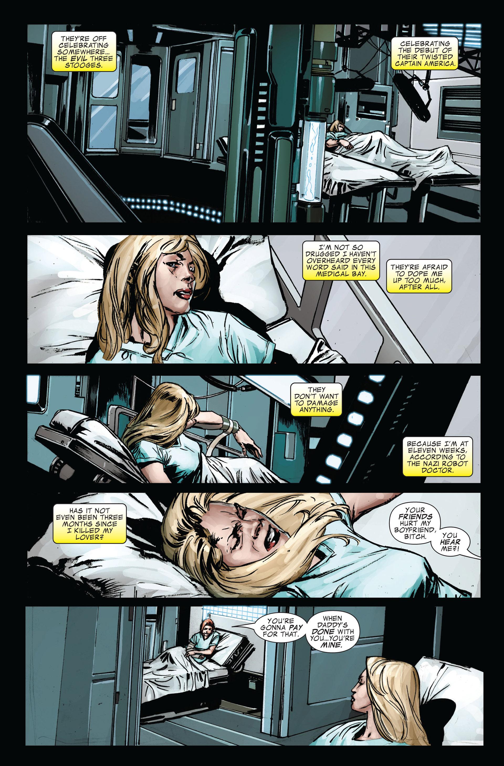 Captain America (2005) Issue #39 #39 - English 13