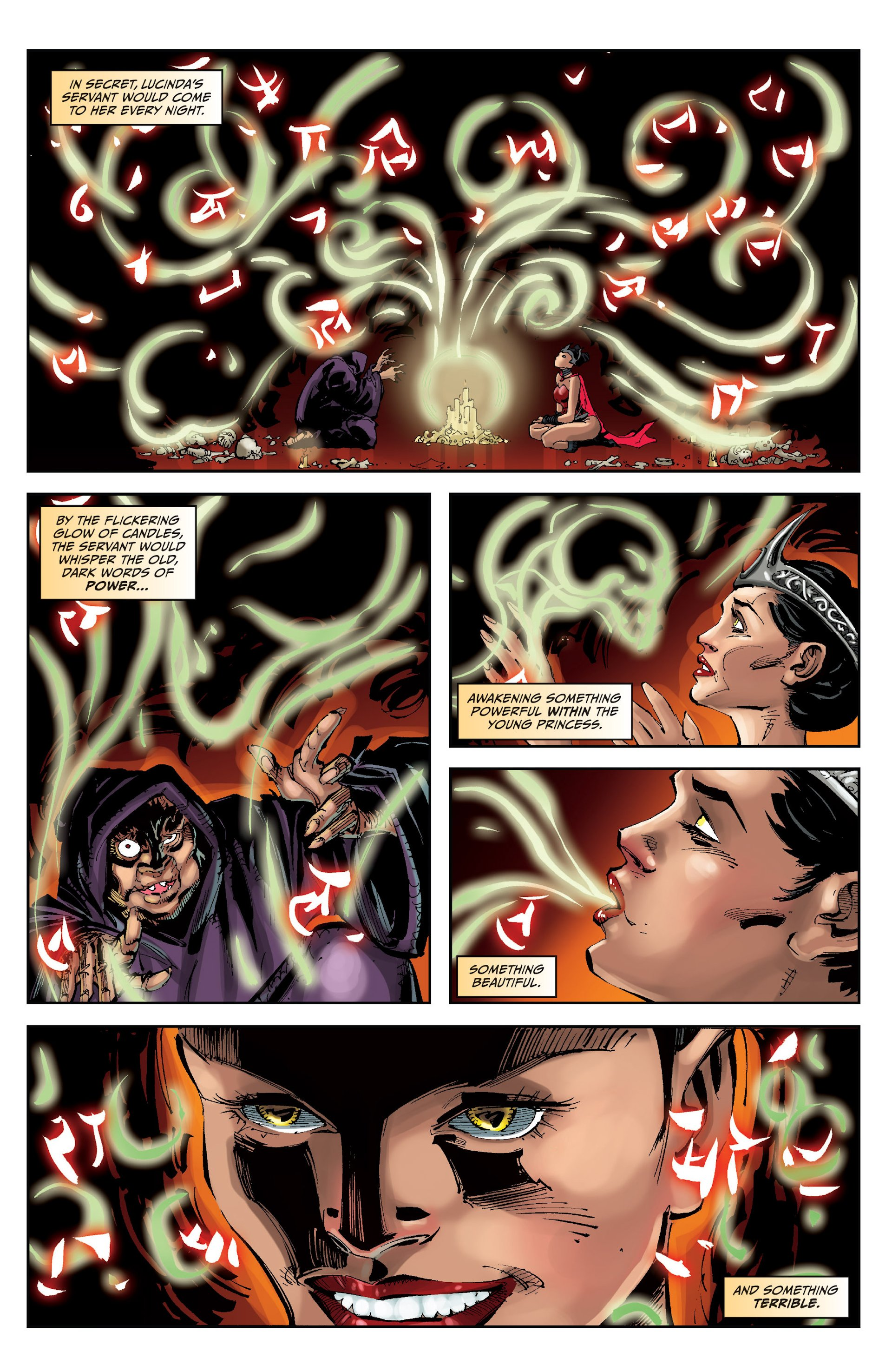 Grimm Fairy Tales (2005) Issue #88 #91 - English 11