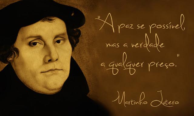 Refutando Calúnias Contra Martinho Lutero