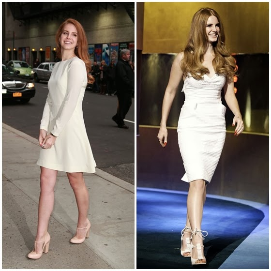 Lana del Rey style - Estilo Lana del Rey