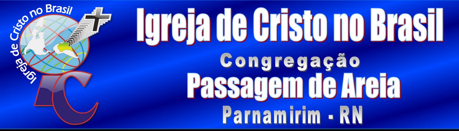 Igraja de Cristo no Brasil