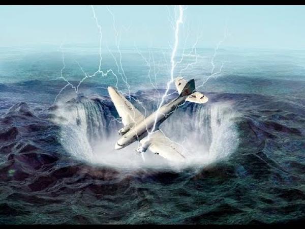 وأخيراً.. الكشف عن سرّ مثلث برمودا وسبب اختفاء الطائرات التي تمر من فوقه