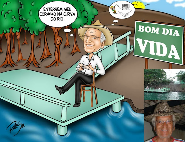 caricatura no rio