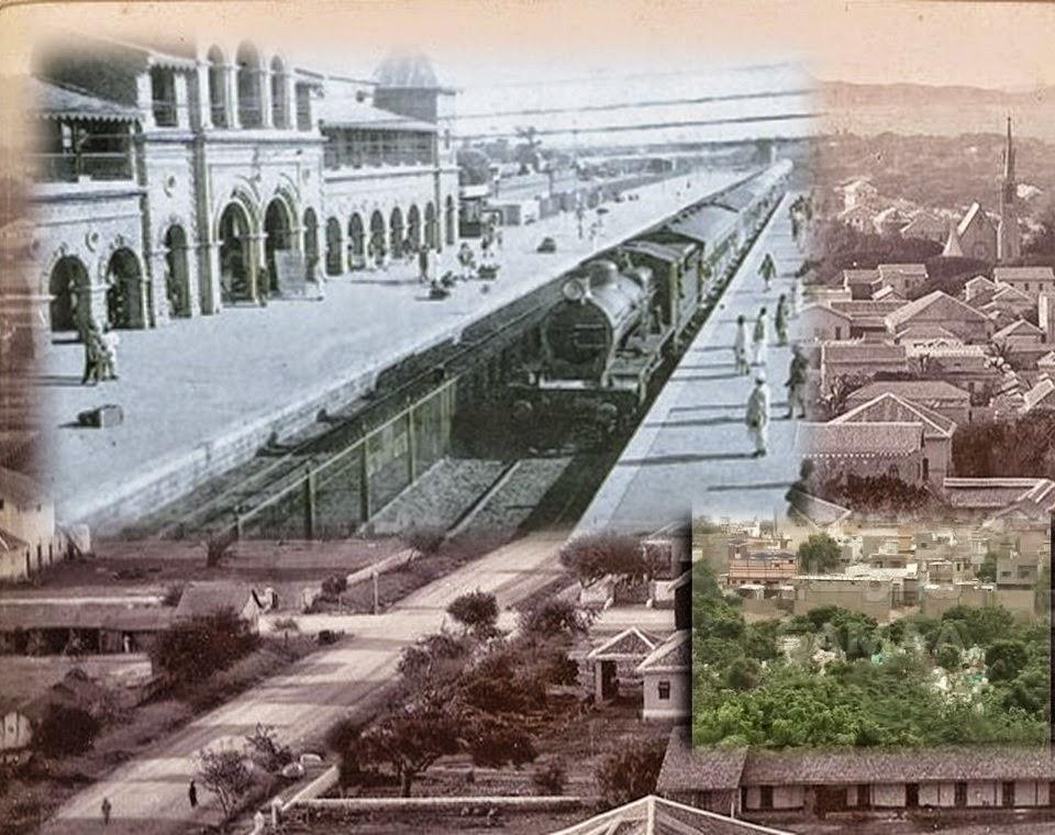 karachi railway station allama kokab noorani okarvi
