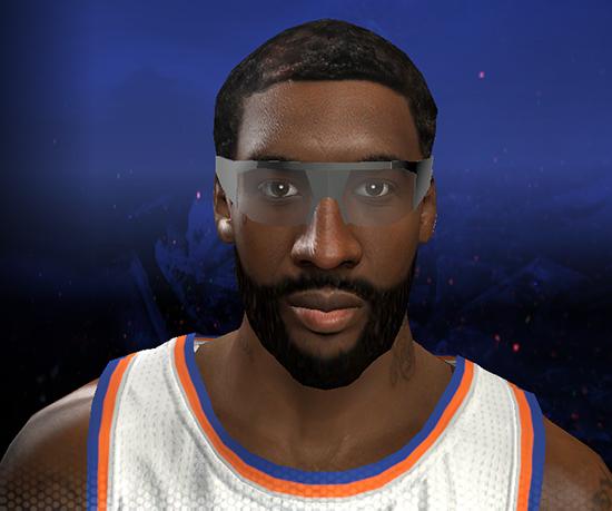 NBA 2K14 Amar'e Stoudemire Face Mod