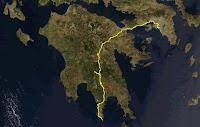 2011 peloponnesian road trip