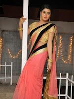 Actress Harini photos at Valayam movie Opening-cover-photo