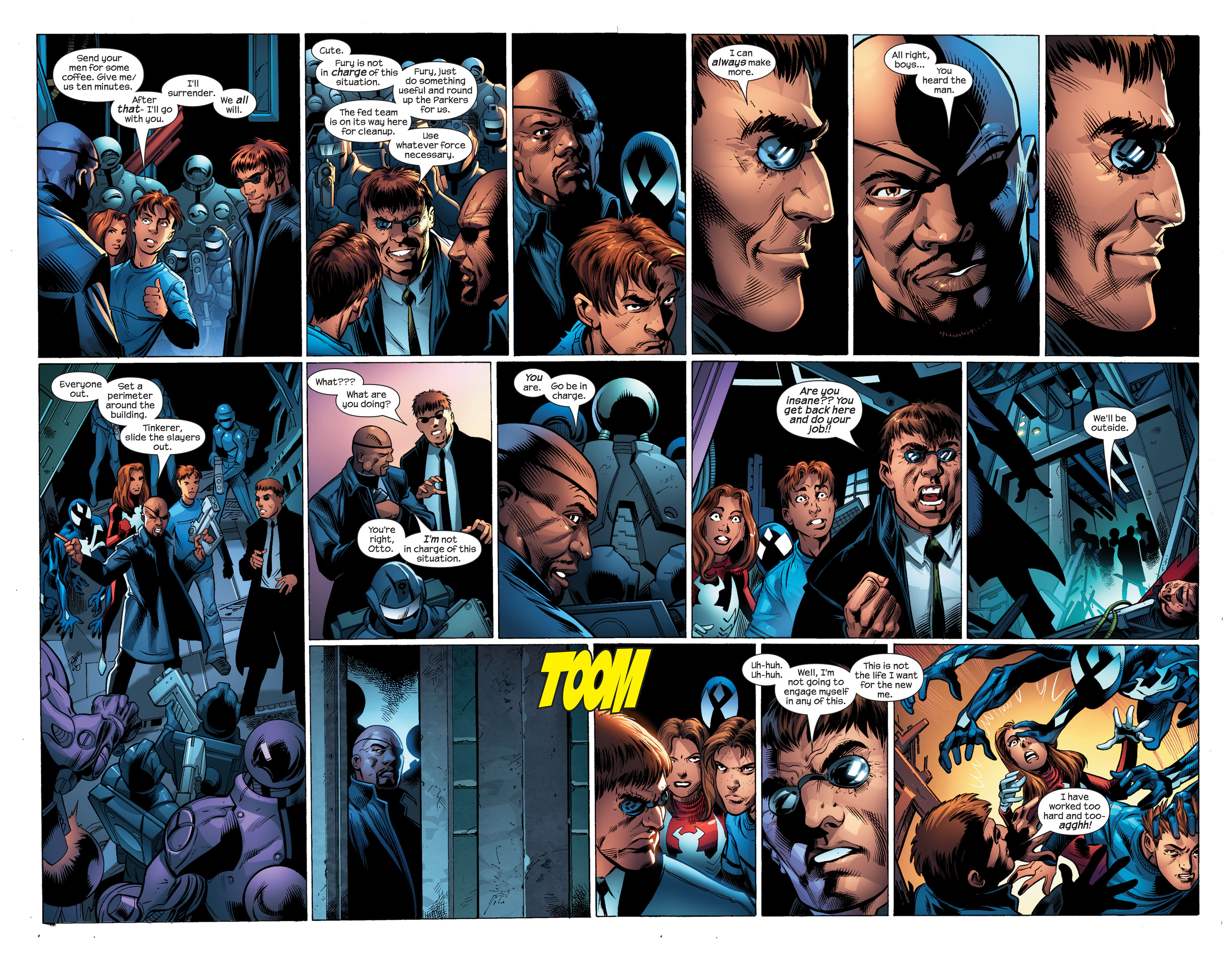 Ultimate Spider-Man (2000) Issue #103 #107 - English 17