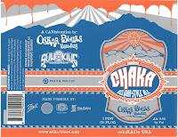 Oskar Blues Chaka