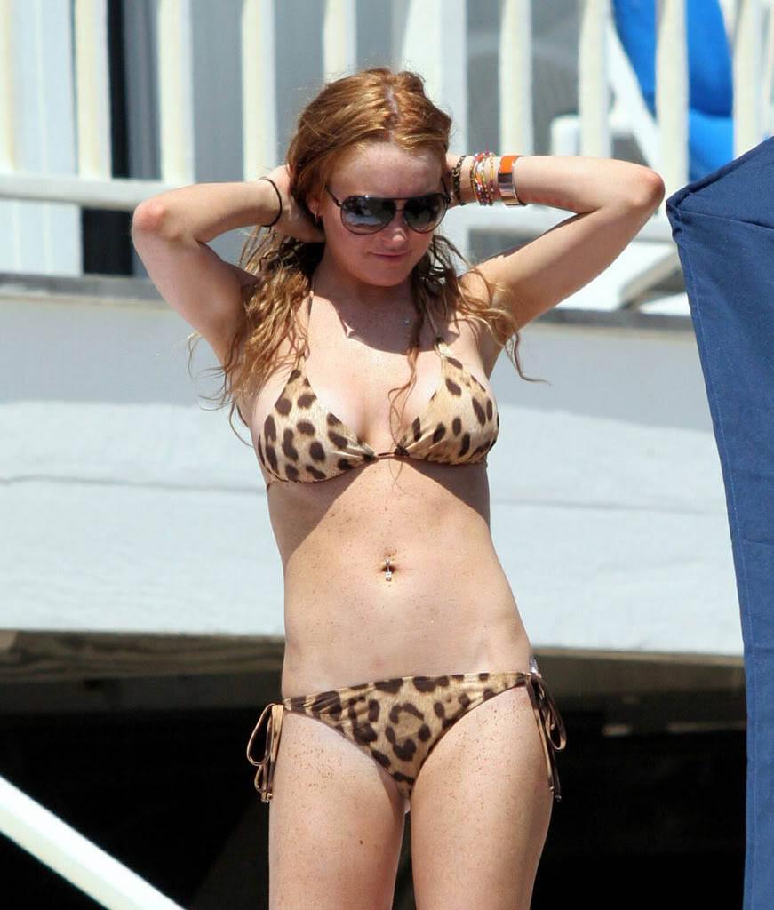 Lindsay Lohan Sexy Photos