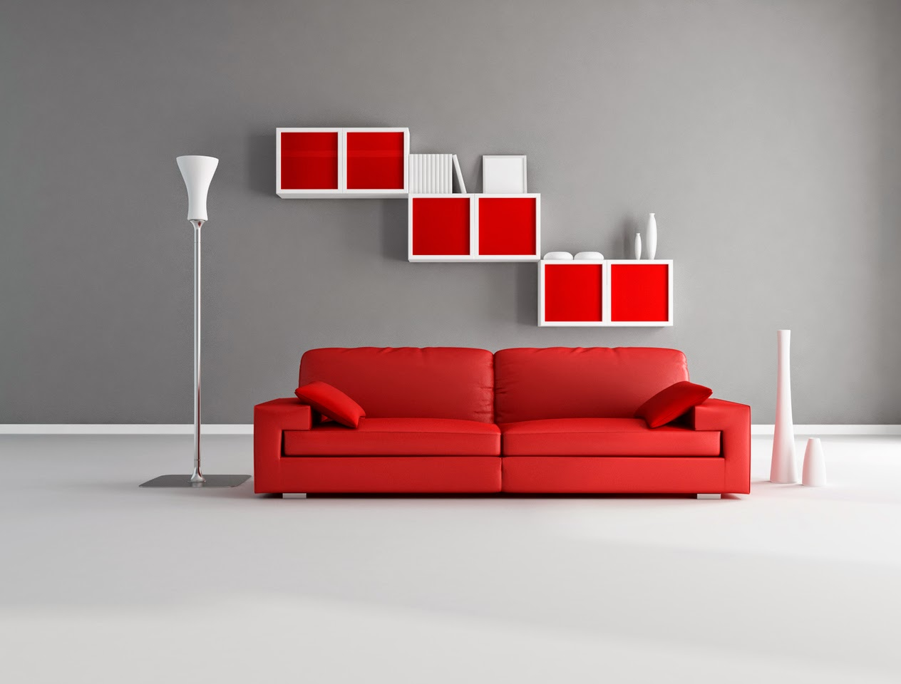 Muebles x muebles decorar la sala en color rojo for Casas de sofas en montigala