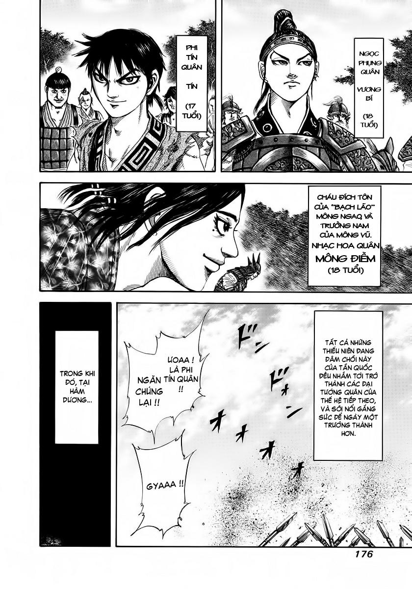 Kingdom - Vương Giả Thiên Hạ Chapter 183 page 7 - IZTruyenTranh.com