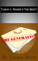 The Generalist - Taboo 1: Where&#39;s The Beef?