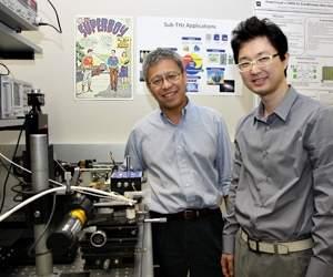 Tecnologia terahertz promete celulares que enxergam através das paredes