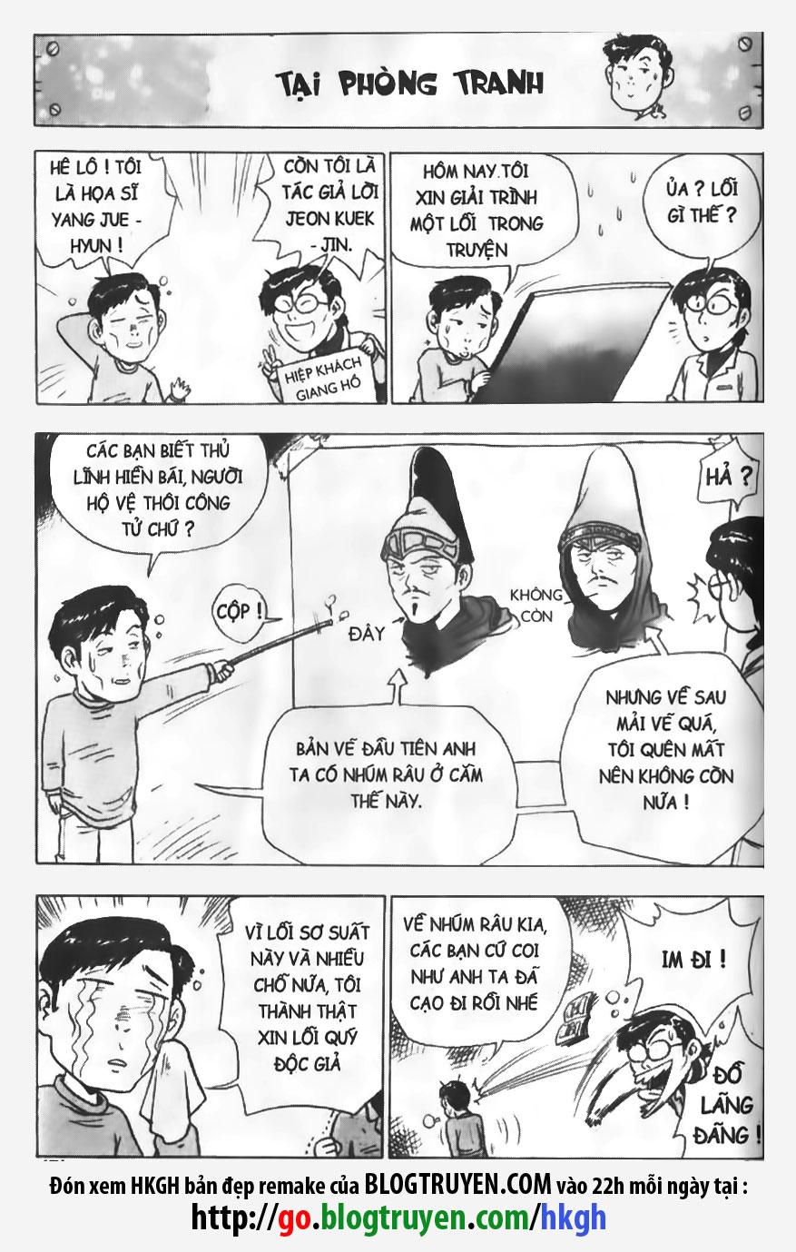 Hiệp Khách Giang Hồ - Hiệp Khách Giang Hồ Chap 137 - Pic 15