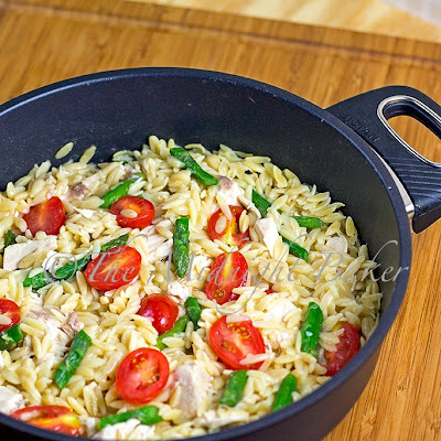 Gastrolux Garden Chicken with Orzo