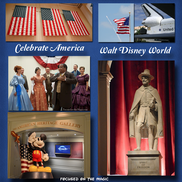 Walt Disney World Remembering America