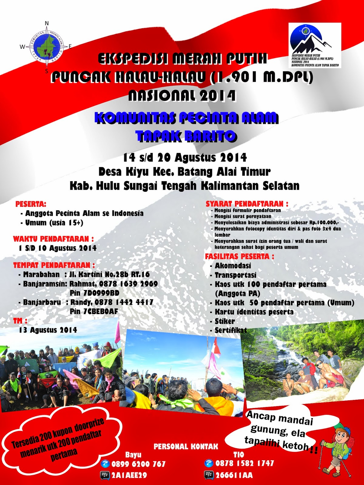 Merah Putih Expedition 2014