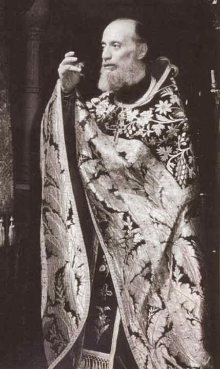 Elder Aimilianos of Simonopetra