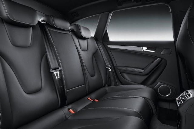 2013 Audi S4 Avant Interior Front