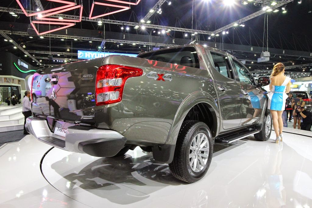 UPDATE 1: The all-new 2015 Mitsubishi Strada is officially launched (3